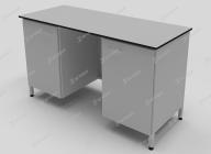 Столы лабораторные серии EGIDA