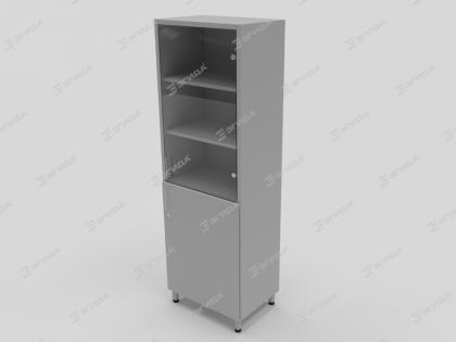 Шкаф для хранения посуды и приборов