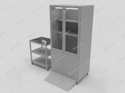 Шкаф вытяжной для термостата