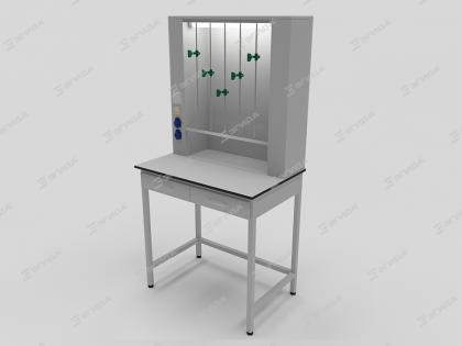 Титровальная лабораторная установка